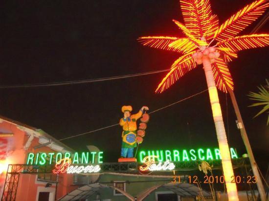 Brasilcafe: parte di esterno