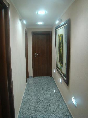 Villa Ivana: Corridor