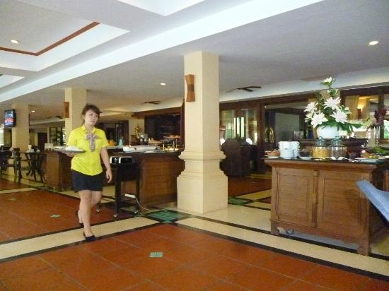 Avalon Beach Resort: Breakfast buffet