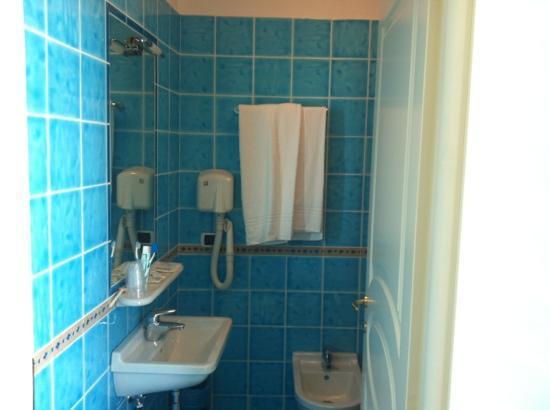 Hotel Capital: bagno
