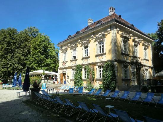 Bamberger Haus Picture of La Villa im Bamberger Haus