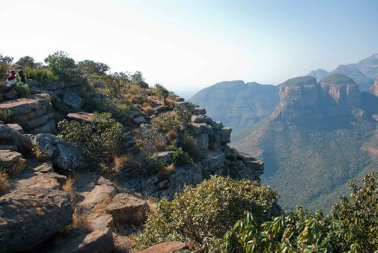 Graskop, แอฟริกาใต้: Taking the Panorama Route