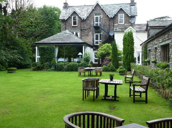 Grasmere, UK: The Garden