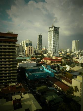Baywatch Tower Manila: View from room