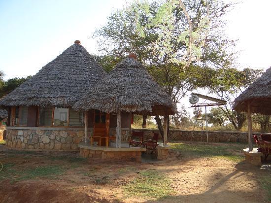 Tarangire Safari Lodge : bungalow