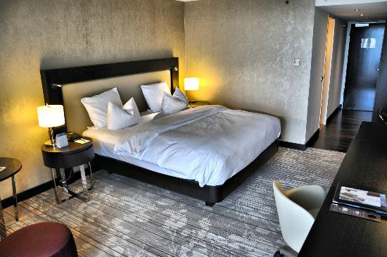 Hilton Park München: My Room #620
