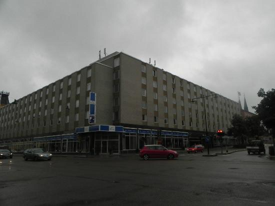 Profilhotels Hotel Uppsala: Exterior view - doesn't look like much from here