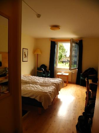 Profilhotels Hotel Uppsala: View from doorway