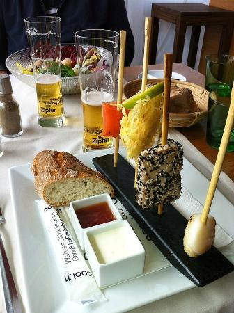 Mole west brunch  Fisch am Stock - Picture of Mole West, Neusiedl am See - TripAdvisor