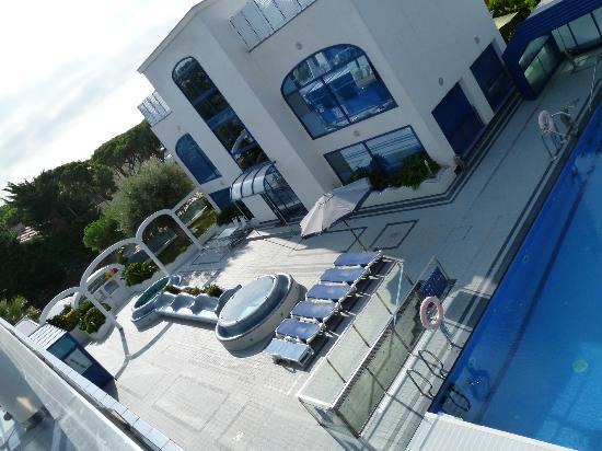 Masd Mediterraneo Hotel Apartamentos Spa : piscina