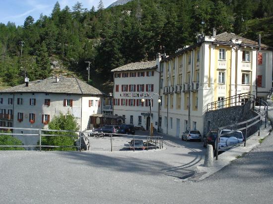 Bagni Vecchi di Bormio - Picture of Hotel Bagni Vecchi, Molina ...