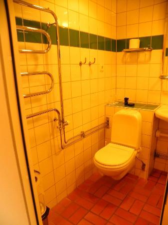 Profilhotels Hotel Uppsala: Bathroom