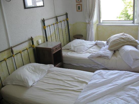 Auberge de Fondain: Chambre à coucher
