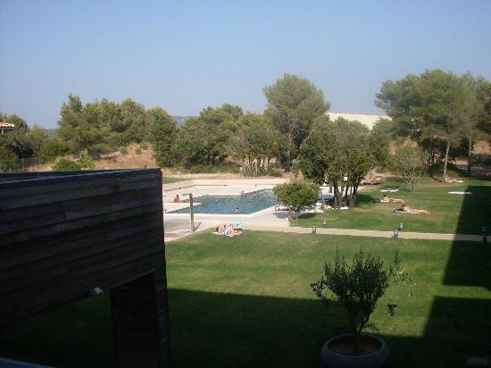 Grand Prix Hôtel : La piscine