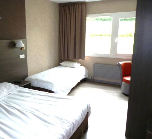 Creancey, Francia: chambre triple