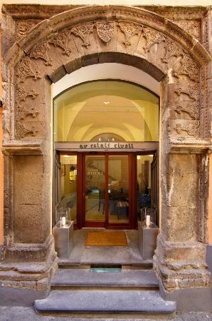 هوتل ريفولي: ingresso hotel