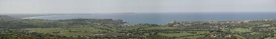 Santa Caterina di Pittinuri, Italy: Panoramica borgate marine del comune di Cuglieri