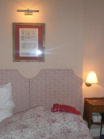Hotel Grodek: Beds