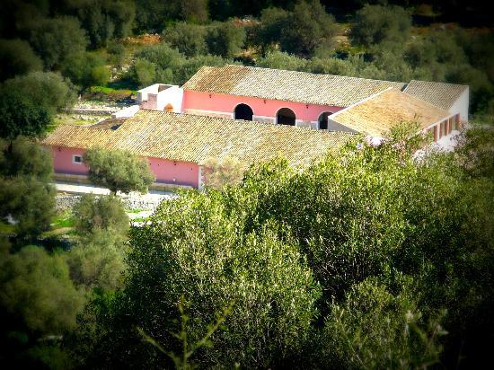Priolo Gargallo, Italia: Vista dall'alto della Masseria