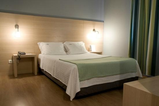 Cliphotel Gaia Porto: Double Room