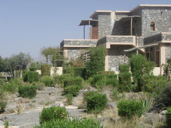 SAHAB Hotel: Terrassen Zimmer oben