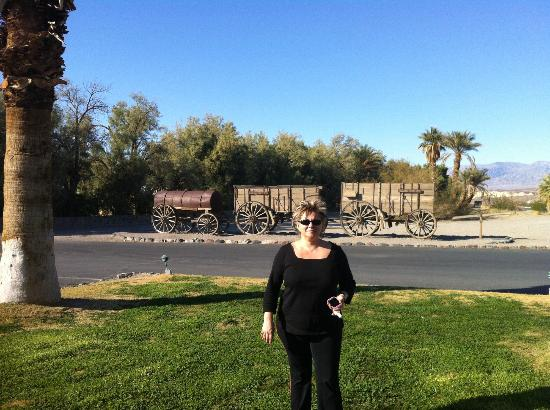 Stovepipe Wells Village: wow