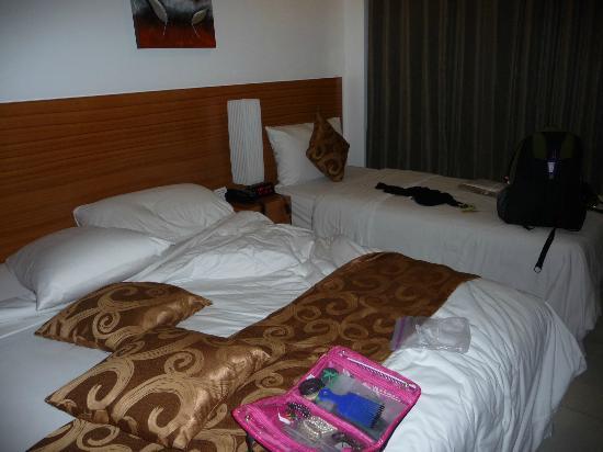 กูโจสวีตมากาติ: Bedroom