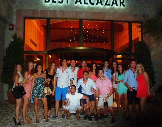 Best Alcazar: Queremos repetiirr!!!