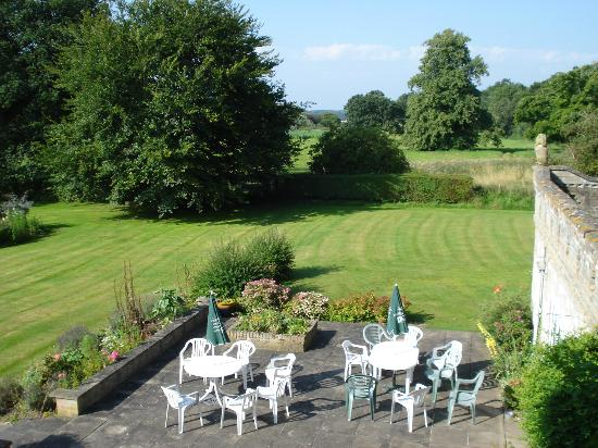Broom Hall Country Hotel: Veiw from Woodpecker