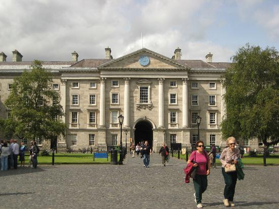 Trinity College Campus | Dame Street, Dublin 2, Ireland
