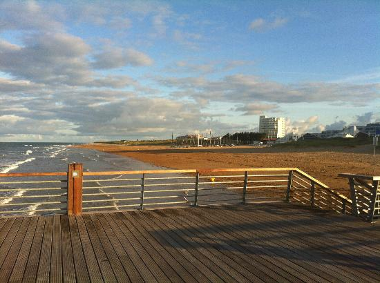 Siblu Villages - Le Bois Masson : Early morning view from the new pier at St Jean