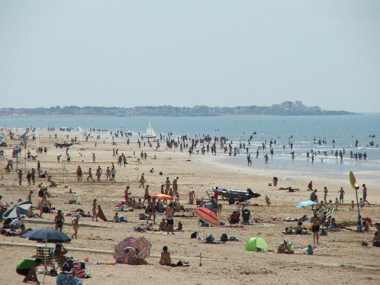 Siblu Villages - Le Bois Masson : The Beach at St Jean