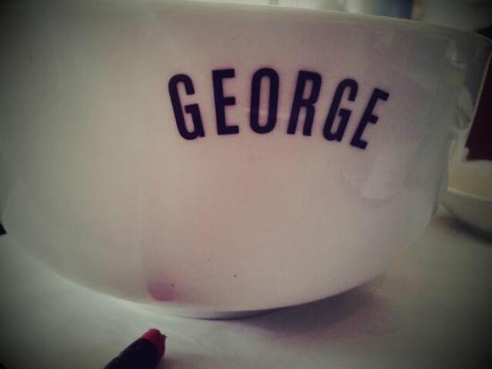 George W. P. A : Uptown Amsterdam Brasserie