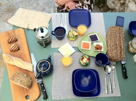 La Parare : Frühstück!