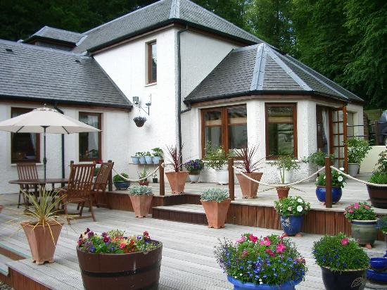 from Clay gay bed and breakfast scotland
