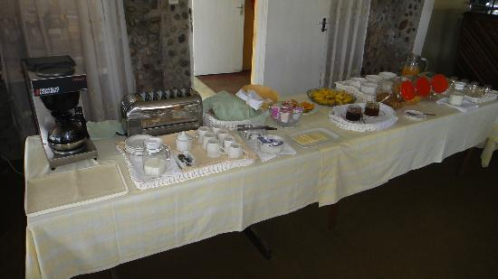Panorama Guesthouse Beau Vallon: Breakfast choice OK