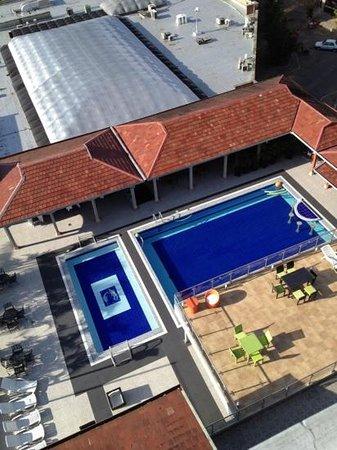 Hotel Chicamocha: vista desde la habitación
