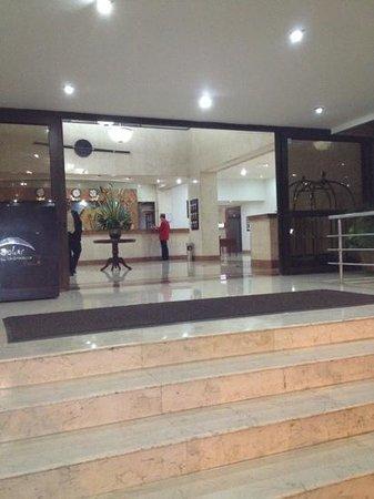 Hotel Chicamocha: lobby