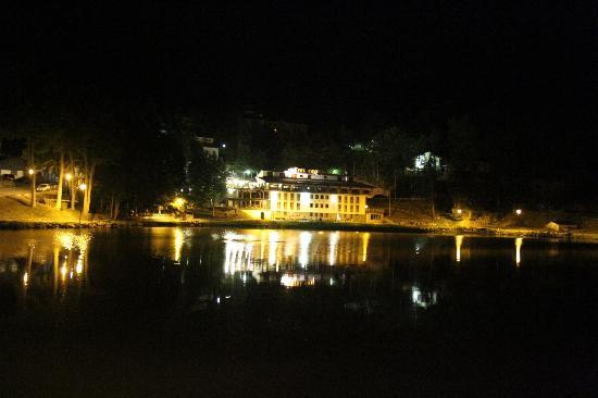 Hotel Cristallo: Cristallo by Night