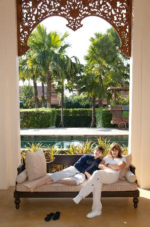 Siripanna Villa Resort & Spa: piscina
