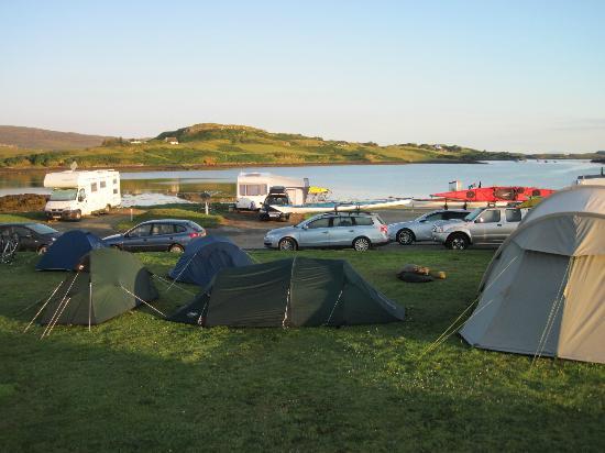 Kinloch Campsite