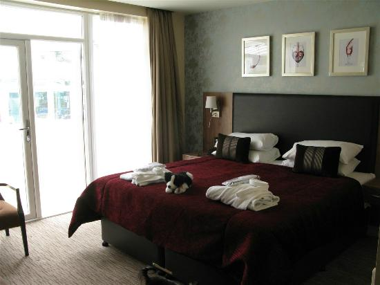 Hallmark Hotel Bournemouth West Cliff: Lovely room on ground floor