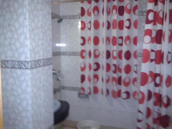 Hotel Blue Sapphire : Bathroom