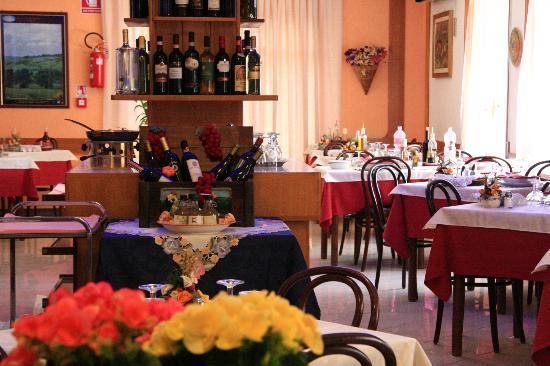 Firenze: scorcio ristorante