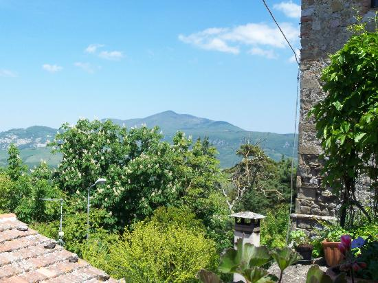 Firenze: panorama dalla camera