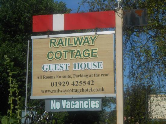 Railway Cottage Guest House: Railway Cottage.