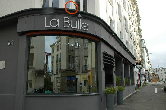 la bulle brest restaurant avis num ro de t l phone photos tripadvisor. Black Bedroom Furniture Sets. Home Design Ideas