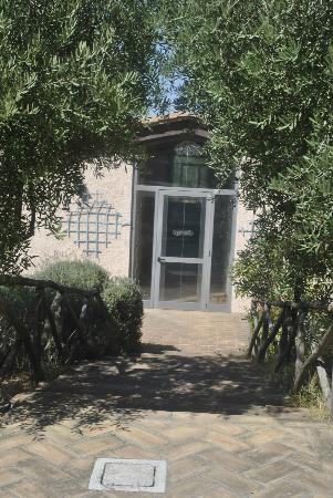 Country House Pro Vobis: Ingresso alle camere