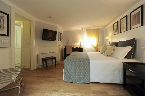 Suite con terrazza - Foto di Hotel Bologna, Verona - TripAdvisor