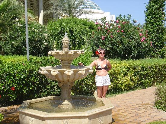 Hasdrubal Thalassa Hotel & Spa Port El Kantaoui : Les jardins de l'hotel